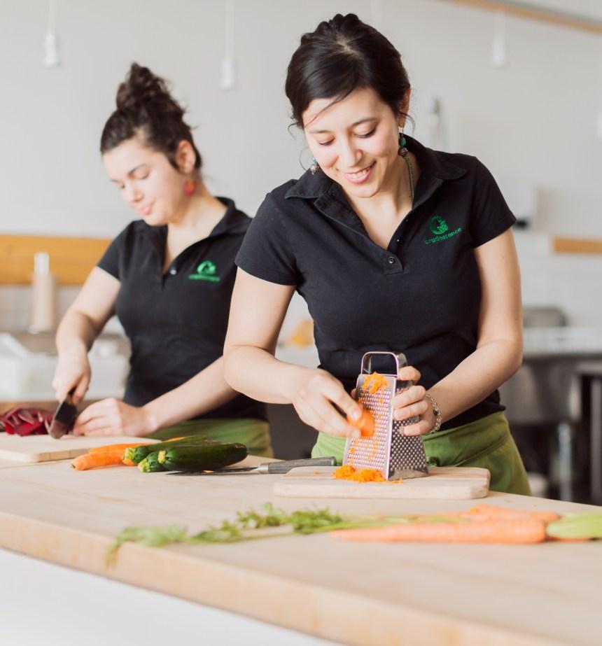 Laura Belfadla: montrer à manger sainement