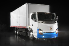 Des camions de livraison 100% électriques fabriqués au Québec