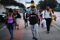 Près de la moitié des migrants qui entrent au Mexique disparaissent