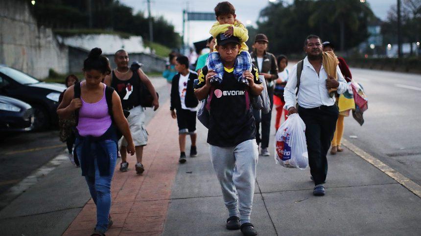 Les États-Unis veulent collecter l'ADN des migrants entrés illégalement dans le pays