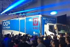 La compagnie Lion lance le premier camion de classe 8 entièrement électrique