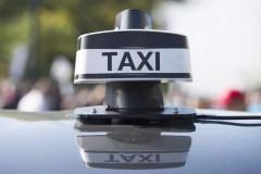 Un piéton de 70 ans dans un état grave après une collision avec un taxi