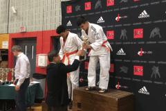 Le Verdunois Michael Doucet, médaillé d'or à la Coupe de Montréal