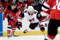 Les Devils portent un dur coup aux Coyotes en l'emportant 2-1 en fusillade