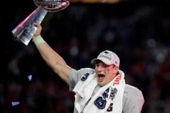 Le demi inséré des Patriots Rob Gronkowski annonce sa retraite du football
