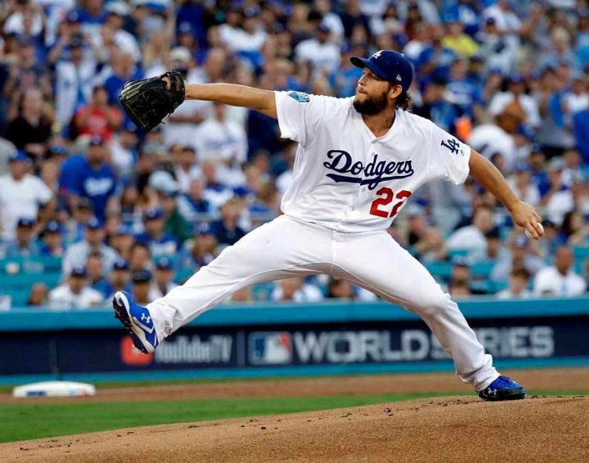 Dodgers de L.A.: l'as gaucher Clayton Kershaw sur la liste des blessés