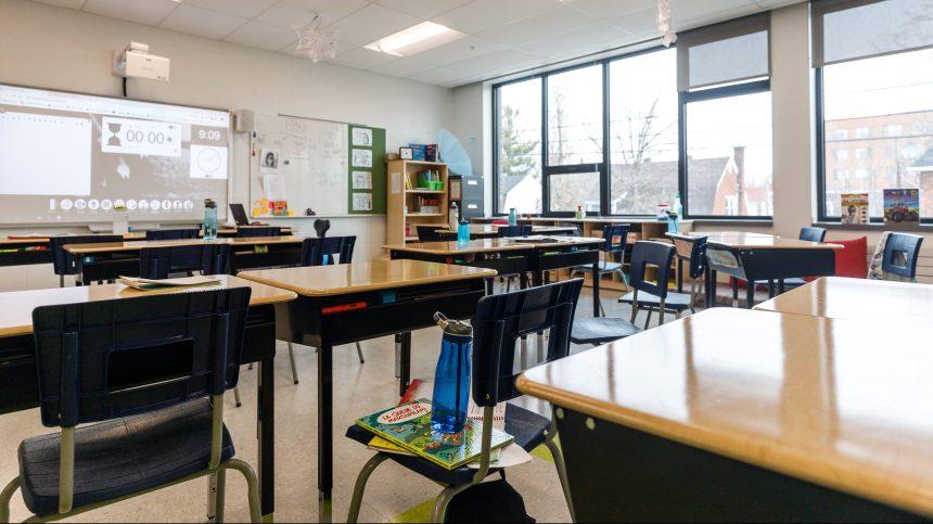 Changements climatiques: les élèves canadiens sont à la traîne