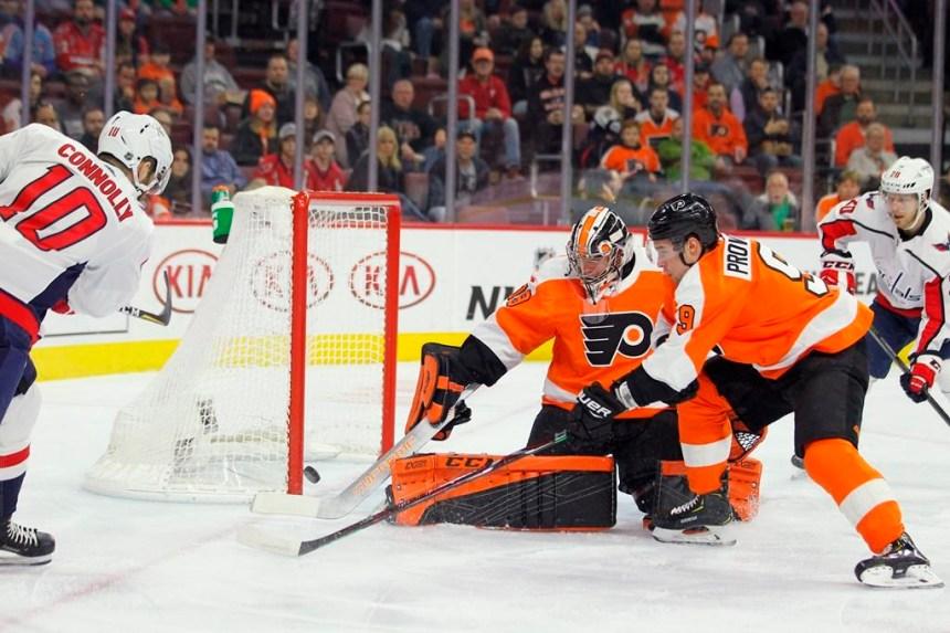 Les Flyers concluent une entente de six ans avec le défenseur Ivan Provorov