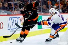 Josh Bailey met fin à une longue disette et les Islanders battent les Flyers 4-2