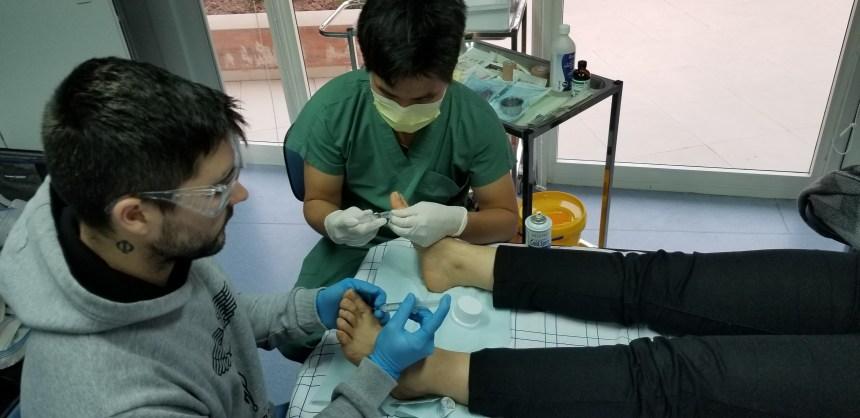 Mission humanitaire au Maroc pour la Clinique Espace Santé de L'Île-des-Sœurs