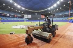 Montréal a attiré la troisième meilleure foule du Baseball majeur, lundi
