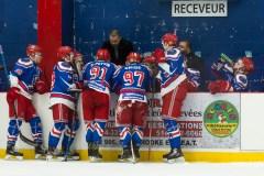 Une fin amère pour les Rangers de Montréal-Est