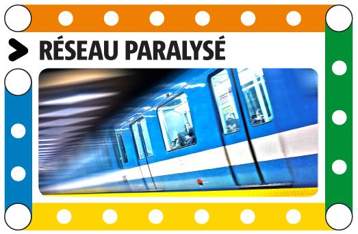 Le service reprend sur la ligne verte après un arrêt de plus de huit heures