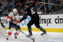 Les Panthers gagnent 4-2 et empêchent les Sharks de se qualifier dans les séries