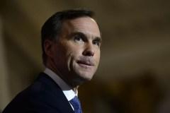 Le ministre Morneau soutient que son budget n'est pas électoraliste