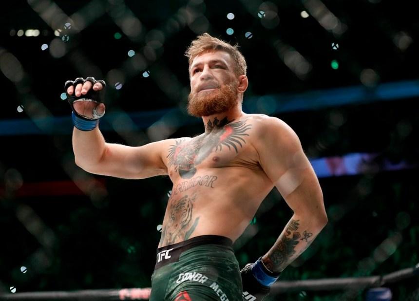 La grande vedette de l'UFC Conor McGregor annonce sa retraite sur Twitter