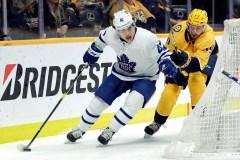 Pekka Rinne bloque 22 tirs et les Predators blanchissent les Maple Leafs