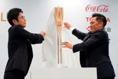 Les organisateurs des Jeux de Tokyo en 2020 dévoilent le flambeau