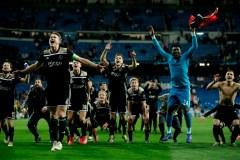Ligue des champions: Ajax élimine le Real Madrid au compte de 5-3