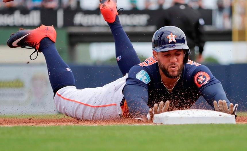 Les attentes restent bien hautes envers les Astros, les champions de 2017