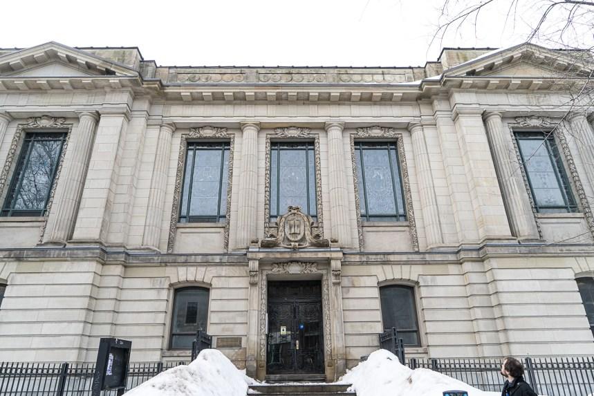 Valérie Plante inquiète pour l'avenir de la bibliothèque Saint-Sulpice