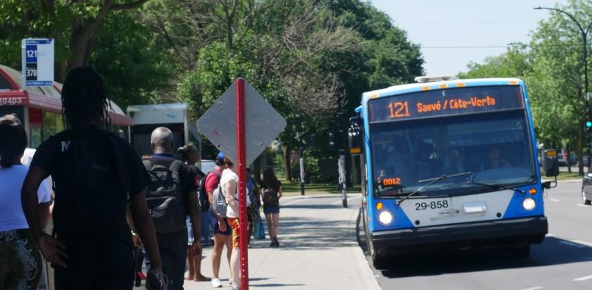Montréal demandera à Ottawa de financer l'exploitation du transport en commun