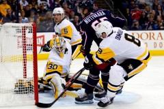 Les Blue Jackets battent les Penguins 4-1 et passent devant le Canadien