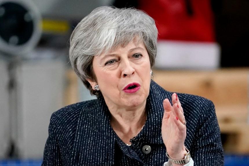 Brexit: May démissionnera avant la prochaine étape de négociation avec l'UE