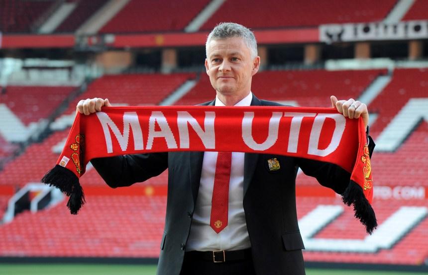 Solskjaer officiellement nommé l'entraîneur-chef de Manchester United
