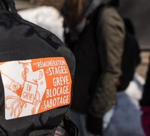35000 étudiants en grève pour la rémunération des stagiaires