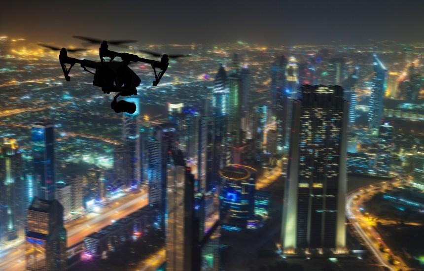 Le taxi du futur, volant et autonome?