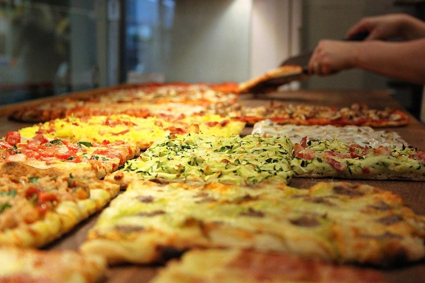 De la pizza comme à Rome