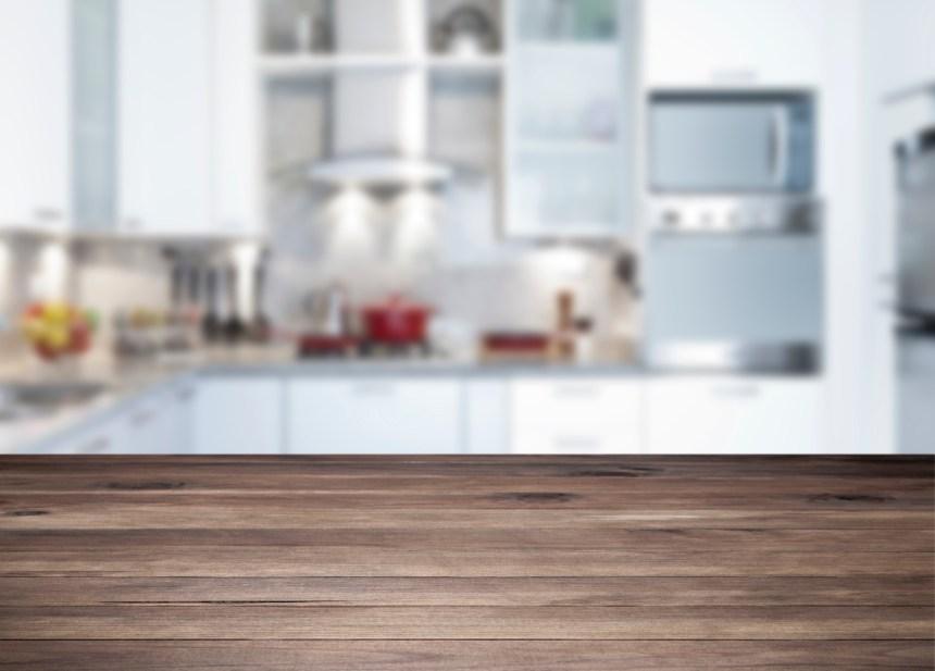 Quatre petits luxes dans la cuisine
