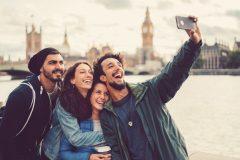 Londres est la ville européenne la plus populaire sur Instagram