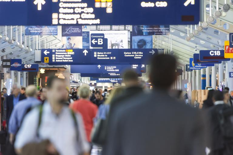 L'aéroport international d'Atlanta est le plus fréquenté au monde