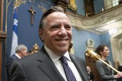 Laïcité: Le projet de loi est «modéré», insiste Legault