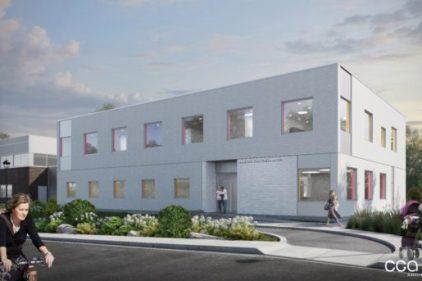 Maison de naissance de l'Est : un nouveau pas vers la construction