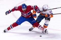 Les cinq moments marquants du match entre les Islanders et le Canadien