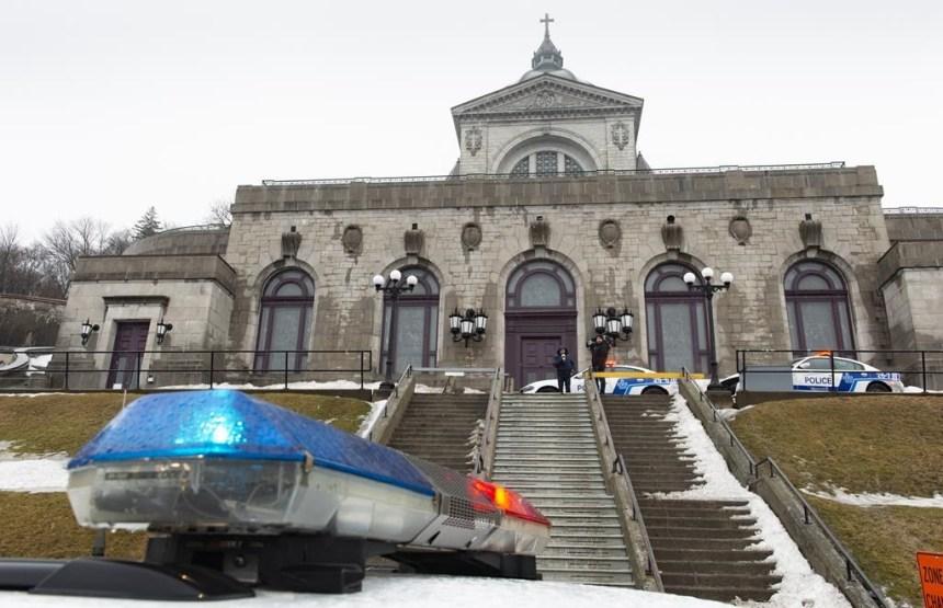 Agression à l'oratoire Saint-Joseph: le suspect subira un examen psychiatrique