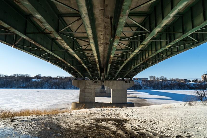 Pont Pie-IX: les travaux majeurs sont reportés