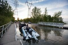 Rampe de mise à l'eau: vers un tarif abordable pour les Montréalestois?