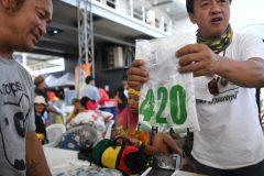 Première fête du cannabis en Thaïlande après la légalisation à usage médical