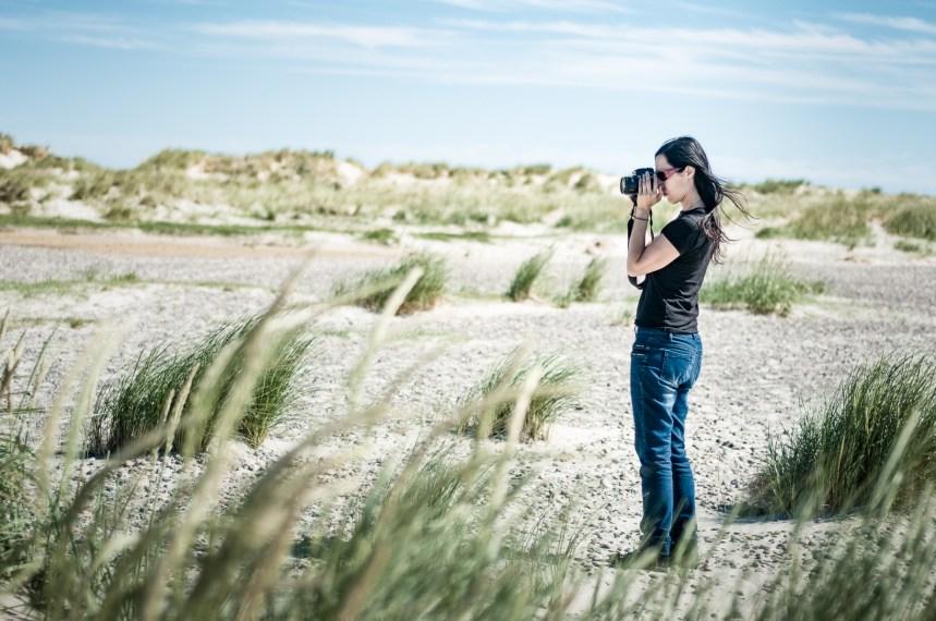 Une enseignante en photographie à Lachine, trois fois nominée à l'international