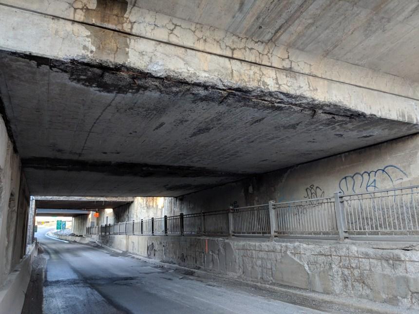 Viaducs fragiles au Québec: des ingénieurs de l'État dénoncent l'immobilisme