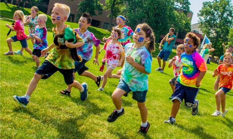 Des camps d'été pour tous les goûts à RDP-PAT