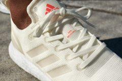 Adidas dévoile sa chaussure de course 100% recyclable