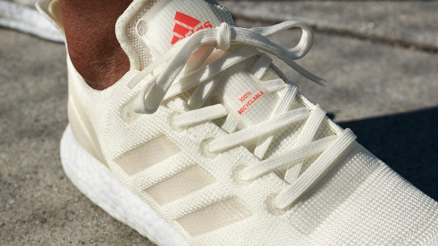 100Recyclable Chaussure Sa De Dévoile Course Adidas f7y6Ybg