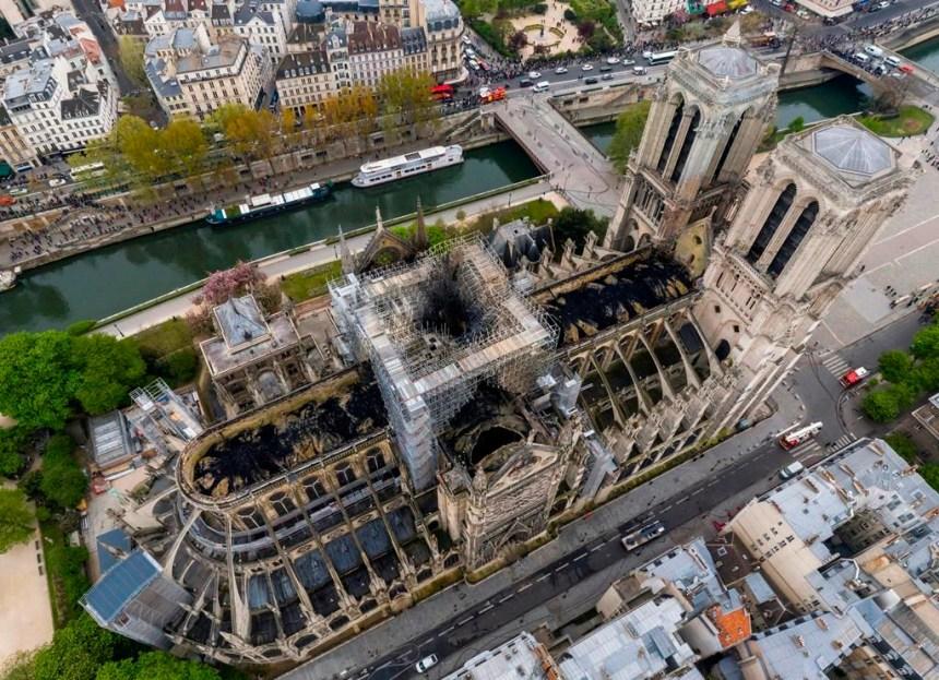 Notre-Dame de Paris: un fonds québécois créé pour aider à la reconstruction