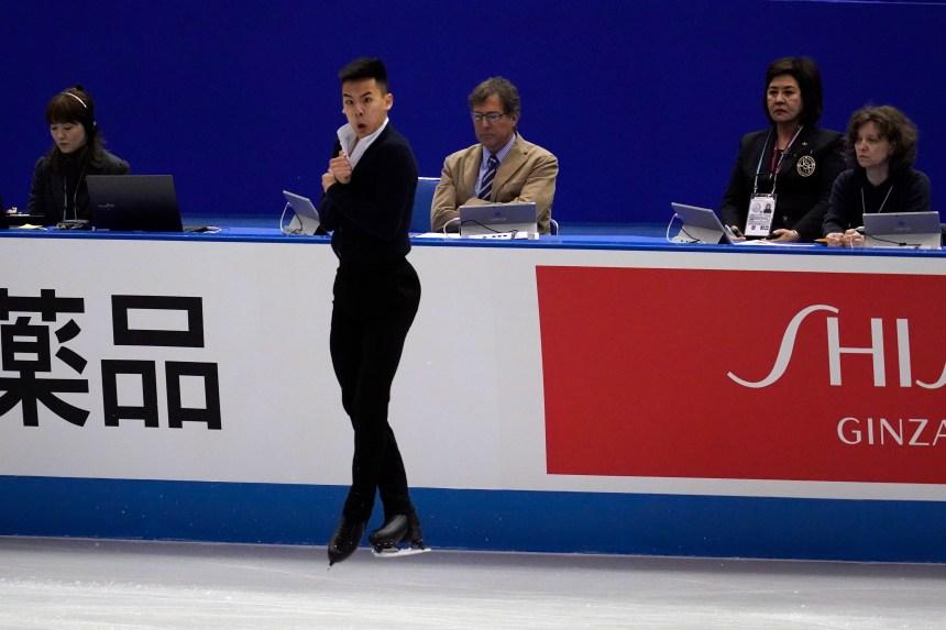 Le Canada termine cinquième aux Mondiaux par équipes de patinage artistique