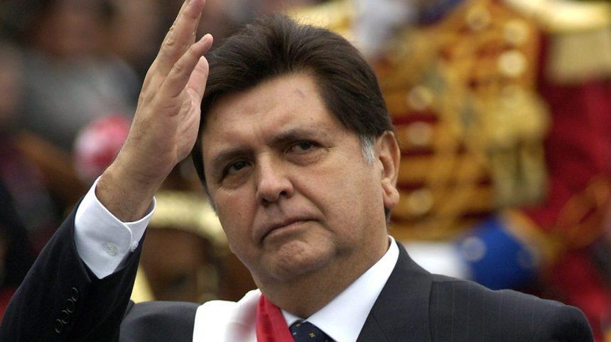 Pérou : l'ex-président Alan Garcia se suicide juste avant son arrestation